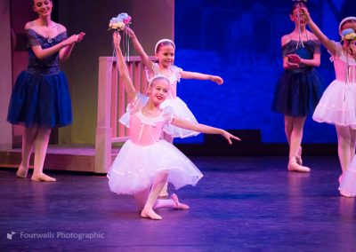 Flower Girls and Waltz of the Hours