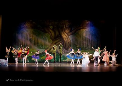 Enchanted Forest finale