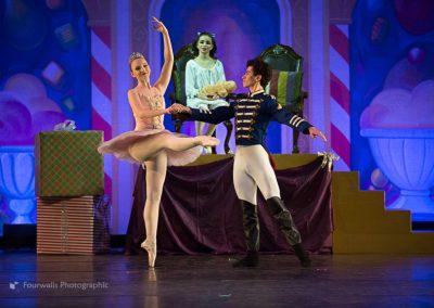 Sugar Plum Fairy and Nutcracker Prince